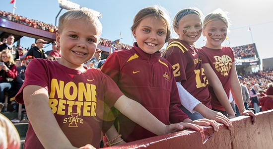 Iowa State Cyclones Kids