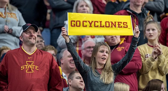 Go Iowa State Cyclones