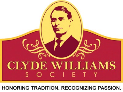 Clyde Williams Society Logo